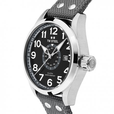 TW Steel watch grey