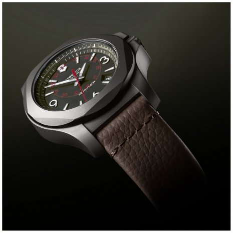 Victorinox Swiss Army watch grey