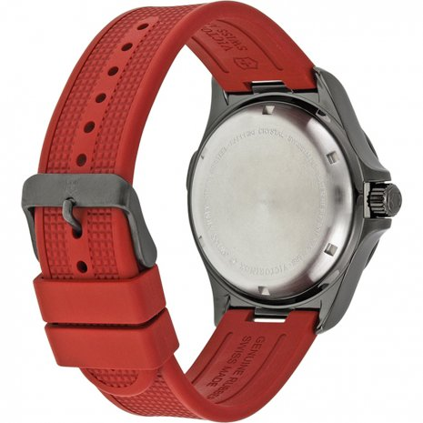 Victorinox Swiss Army montre rouge