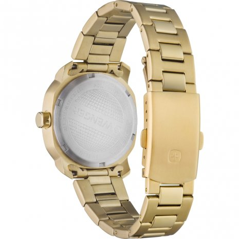 Wenger watch Gold