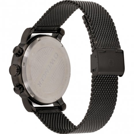 Wenger watch black