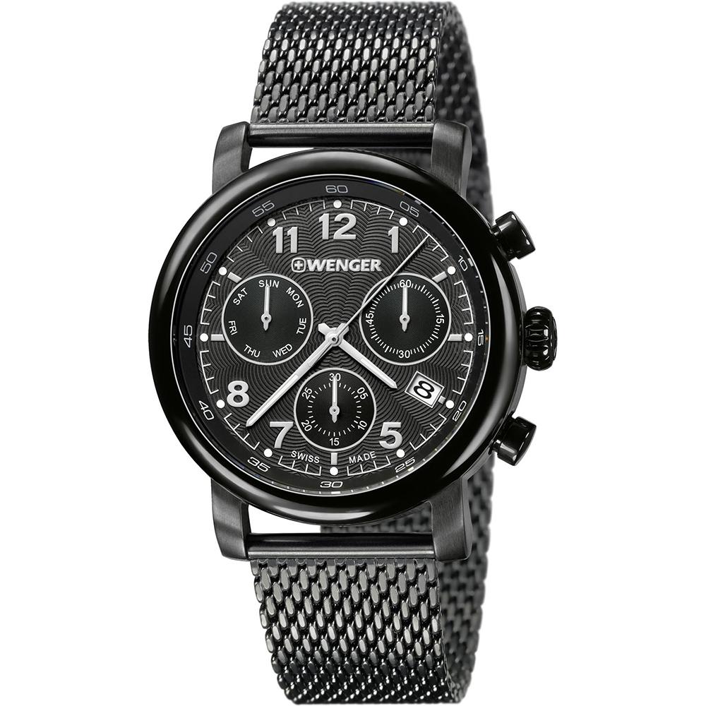 Wenger 01.1043.108 watch - Urban Classic 896e9a10f1e